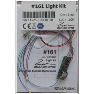 Zmachine Advanced Lichtset Kit 161