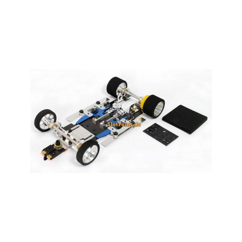 PF1900S Fahrwerk Super PLAFIT4 Komplett-Set vormontiert f.Motor ...